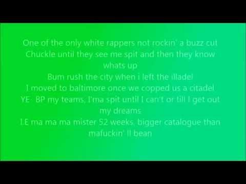 Conundrum (Freestyle Friday #4) Lyrics - e-dubble