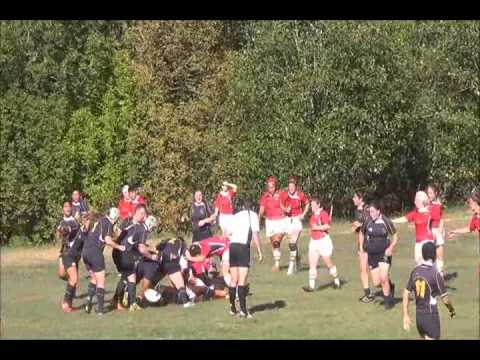 2014 WPL - ORSU vs. Berkeley All Blues (9/13/14)
