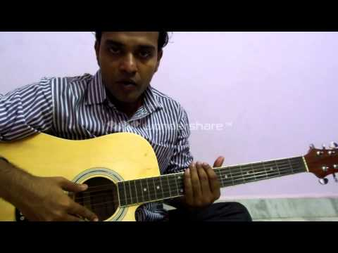 Bharat Ka Rehne Wala Hoon (film: Purab Aur Paschim)guitar Chords Rejuvenation video
