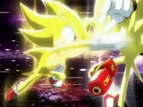 Shadow Beats Sonic Sonic vs Shadow Beat it