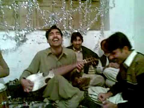 Ali Khan And Friend Pashto New Song 2010
