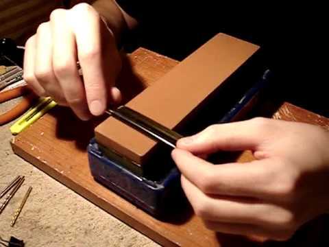 Straight Razor Honing - Part 2: 1000 grit