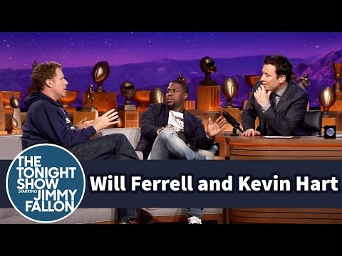 Kevin Hart Taught Will Ferrell How to Dance Hard
