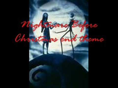 AMY AMY - The Nightmare Before Christmas Theme