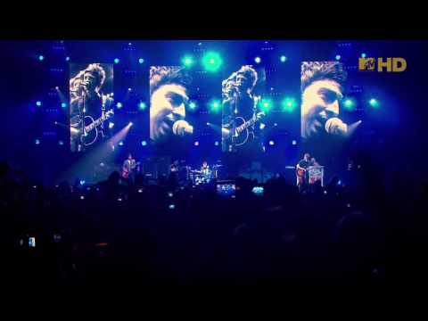 Oasis - Don't Look Back In Anger (Live Wembley 2008) (High Quality video) (HD)