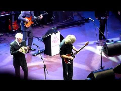 Queen - Prince's Trust Rock Gala 2010 Royal Albert Hall, London