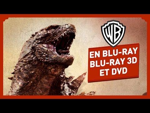 GODZILLA - Disponible en BLU-RAY 3D, BLU-RAY ET DVD - Bryan Cranston / Aaron Taylor-Johnson