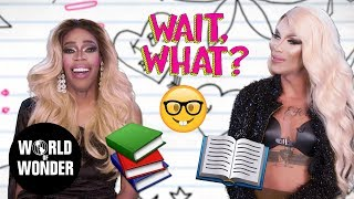Literature with Jasmine Masters and Kimora Blac: WAIT WHAT?