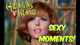 5 Sexy Ginger Moments!!--Gilligan's Island--Ginger Grant (Tina Louise)