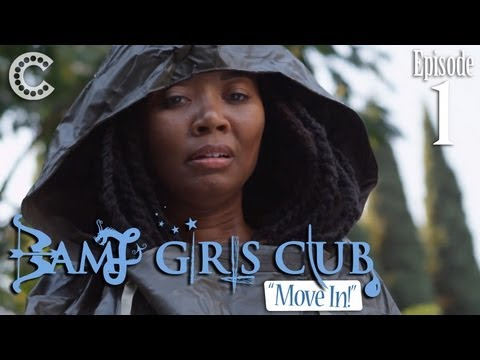 BAMF Girls Club (Ep. 1) Hermione, Katniss, Lisbeth, Buffy, Michonne, and...Bella? Move in!