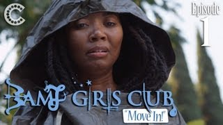 BAMF Girls Club (Ep. 1): Hermione, Katniss, Lisbeth, Buffy, Michonne, and…Bella? Move in!