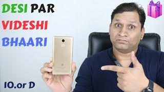 10.or D at Rs 4,999 | Crafted for Amazon  |  True Redmi 5A Killer