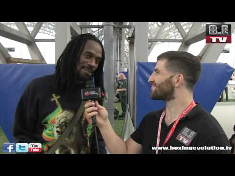 Flave interviews General Levy at Seni 2014