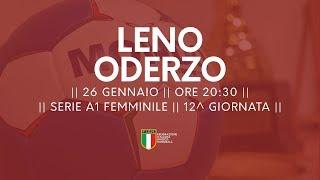 Serie A1F 12^]: Leno - Oderzo 23-28