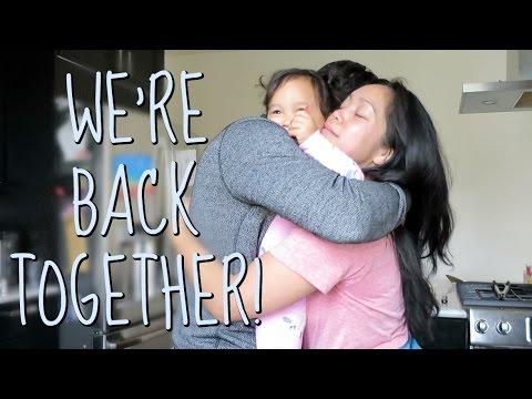 WE'RE BACK TOGETHER! - July 11, 2016 -  ItsJudysLife Vlogs