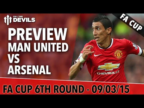 Can We Win The Cup? | Manchester United vs Arsenal | FA Cup Match Preview