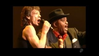 The Rolling Stones Video - The Rolling Stones & Solomon Burke - Everybody Needs Somebody (Live) - Official