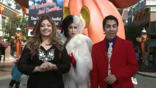 Janet Perez - Halloween Disneyland Resort Webisode