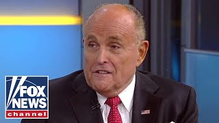 Giuliani fires back at Hillary Clinton39s remarks on Mueller probe