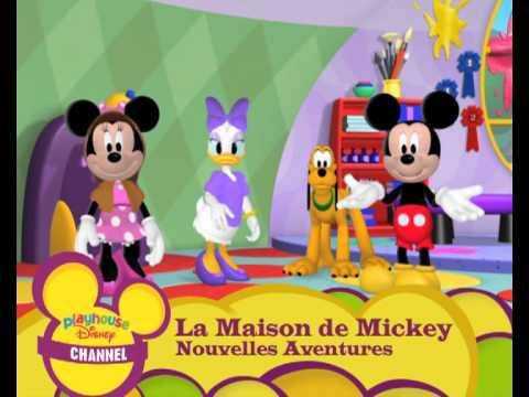 Disney store les aventures de mickey et ses amis sur disney playhouse youtube - Mickey mouse et ses amis ...