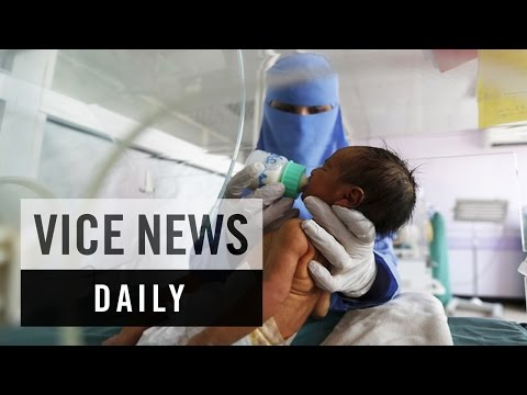 VICE News Daily: Child Malnutrition Increases in Yemen