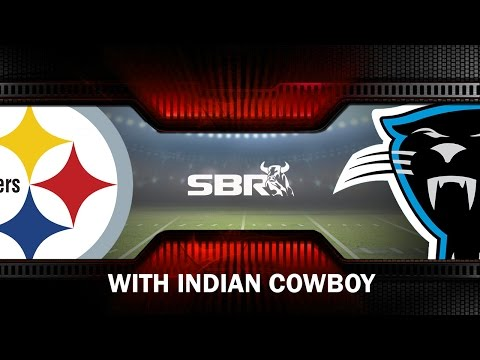 Pittsburgh Steelers v Carolina Panthers NFL Week 3 Sunday Night Preview w Indian Cowboy, Loshak