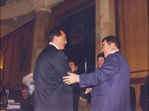 Система тотального страха: свидетельство туркменского политзаключенного. Гельды Кяризов