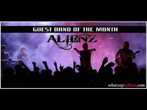 whatzup Kolkata Guest Interview -  Alienz video