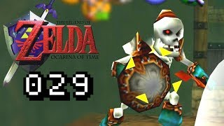 ÜBERALL GEFAHREN - Lets Play Zelda Ocarina of Time Gameplay #029 Deutsch German