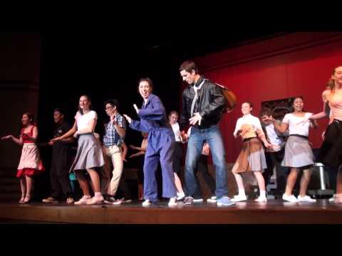 """All Shook Up"" (Come On Everybody) Long Reach High School"