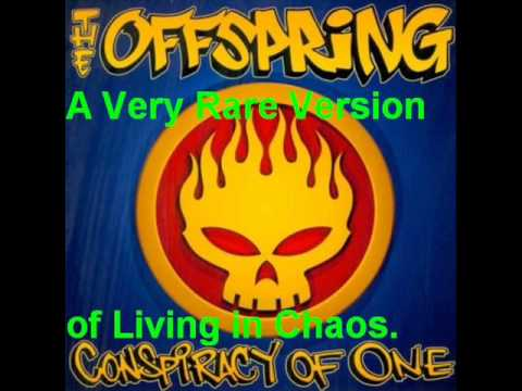 Offspring - Living In Chaos