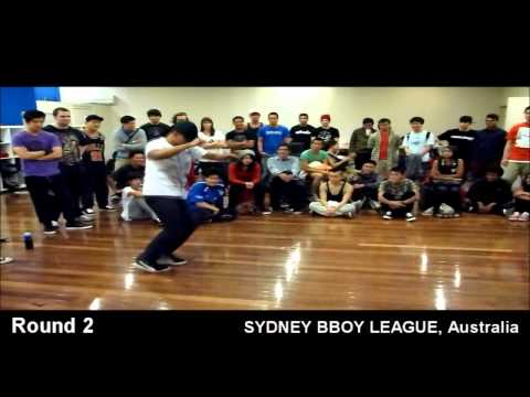 ROUND 2 - Zealous vs SKB - SYDNEY BBOY LEAGUE
