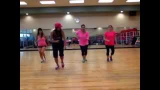 Blurred Lines - Robin Thicke - Zumba with Leilani Wilson