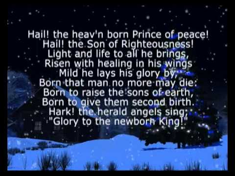 HARK! THE HERALD ANGELS SING Boney M