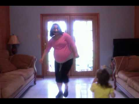 Woman Pregnant With Twins Pregnant Woman Dancing 38