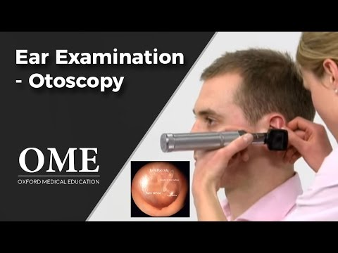 Ent - Ear Examination - Otoscopy.mp4 video