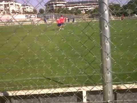 Sistema entrenamiento Atletico de Madrid 2011/2012 (G. Manzano)