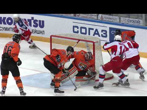 15.02.18 / Tigers - Red Army / Highlights