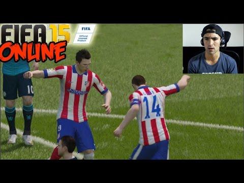 Gente sin Oficio - Fifa 15 Temporadas Online - Atlético Madrid VS Chelsea