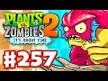 Plants vs. Zombies 2: It's About Time - Gameplay Walkthrough Part 257 - Deep Sea Gargantuars!