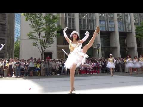神戸まつり テーマパークダンスVICKEY