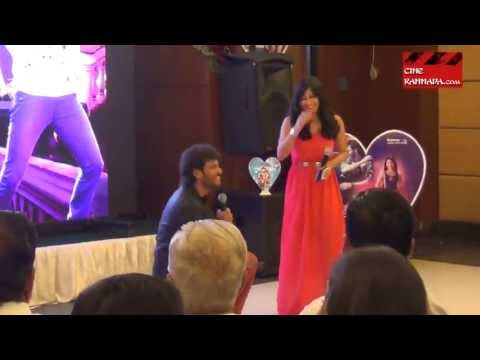 Dilwala Audio Release Function - Sumanth Talking About Dilwala Movie video