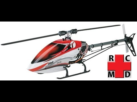 The R/C M.D. - Thunder Tiger E325 Mini Titan Review - 3D Flight