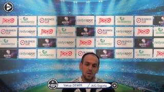 Business Cup 2014 İstanbul / Yakup Demir - AIG Sigorta