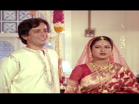 Shashi Kapoor Cheats On Moushumi Chatterjee