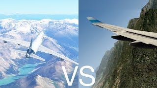 X-Plane VS Infinite Flight (iOS)