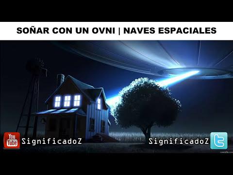 Significado de Soñar con Ovni | Naves Espaciales