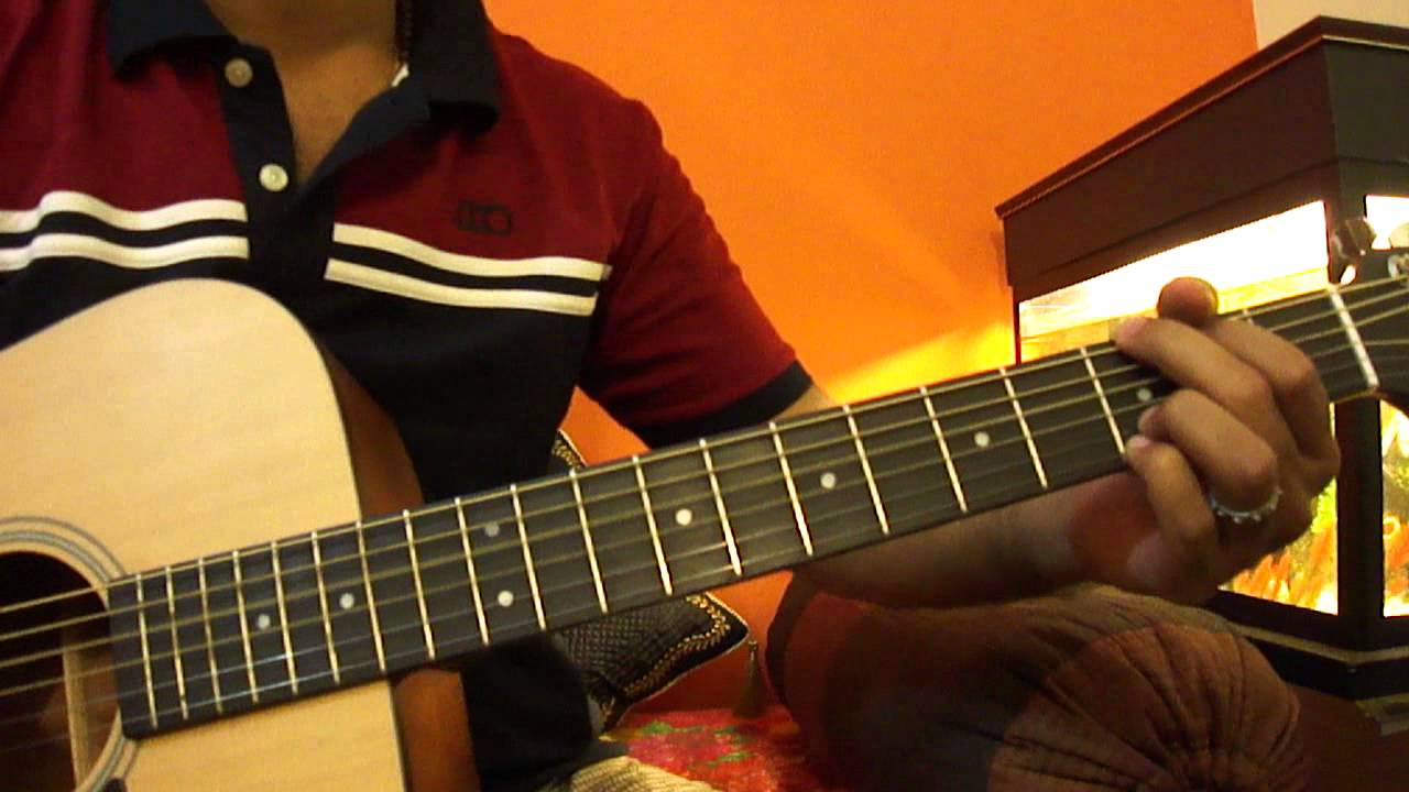 Chahun Main Ya Naa - Aashiqui 2 (Acoustic Guitar Version) - YouTube