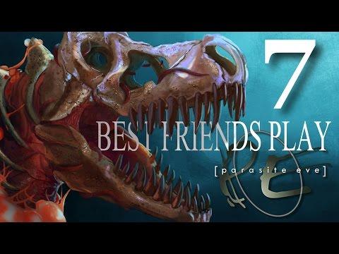Best Friends Play Parasite Eve (Part 7)
