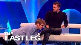 When You Break Your Only Good Leg - The Last Leg